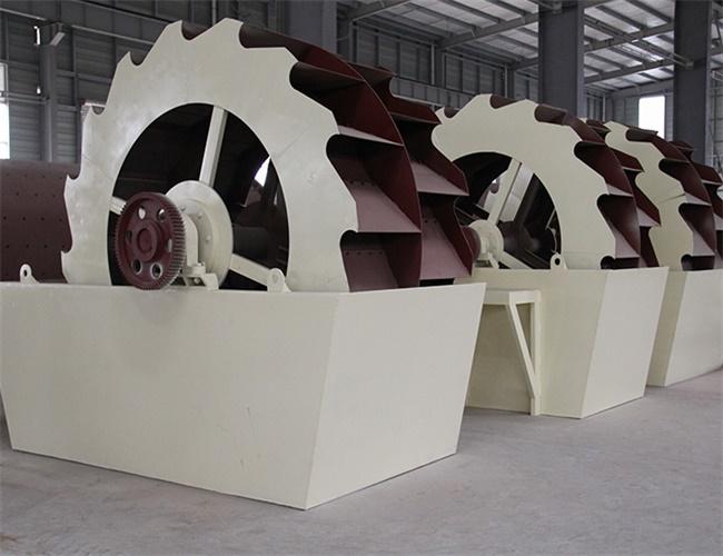 轮斗式洗矿机型号|洗砂设备|洗沙设备