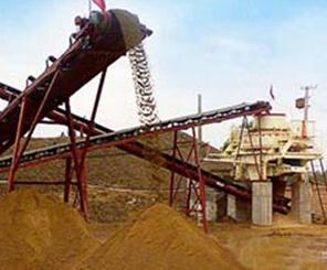 时产100吨的鹅卵石制砂机价格是多少