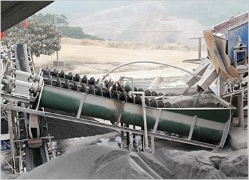 选矿生产线